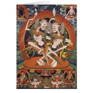 Dancing Demons Card