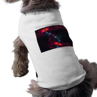 Dancing Devas – Violet & Salmon Sight Shirt