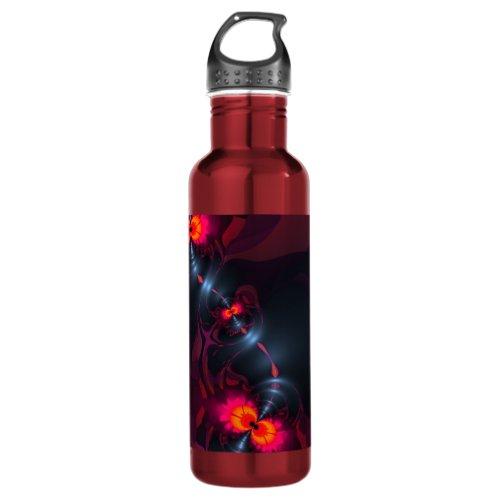 Dancing Devas – Violet & Salmon Sight Water Bottle