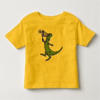 Dancing Dinosaur Toddler T-Shirt