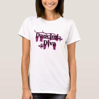 Dancing Diva Pink T-Shirt
