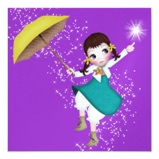 Dancing Doll Party - SRF Card