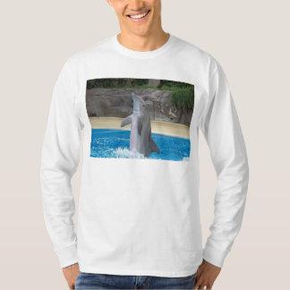 Dancing Dolphin Long Sleeve T-Shirt