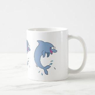 Dancing Dolphin Mug