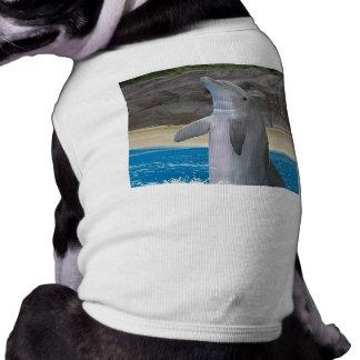 Dancing Dolphin Pet Shirt