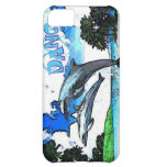 Dancing Dolphins Art Dance iPhone 5C Case