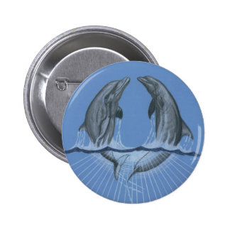 Dancing Dolphins Pins