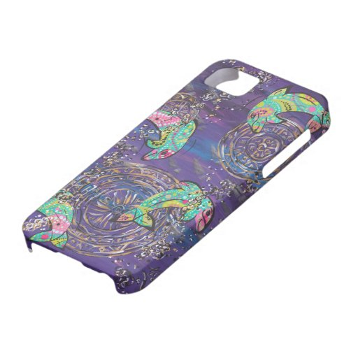 Dancing Dolphins Case-Mate ID iPhone 5 Case