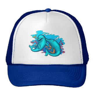 Dancing Dophins Trucker Hat