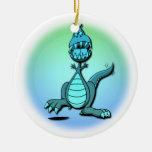 Dancing Dragon Ornament