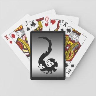 Dancing Dragon Playing Cards