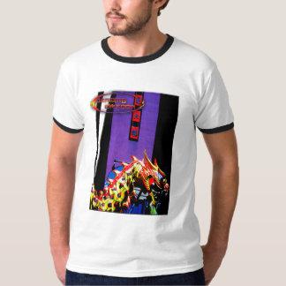 dancing dragon tee shirts