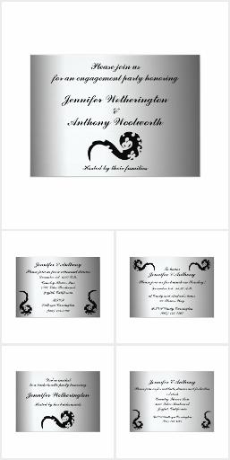 Dancing Dragon Wedding Stationery