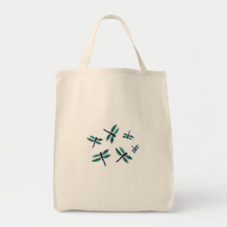 Dancing Dragonfly Bag Art