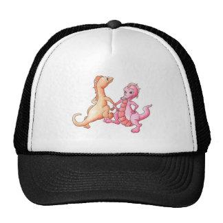 Dancing Dragons Trucker Hat