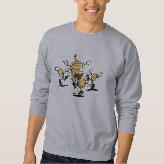Dancing Dreidel Sweatshirt