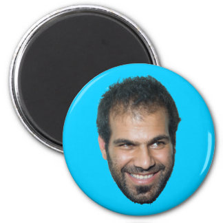Dancing Dror 2 Inch Round Magnet