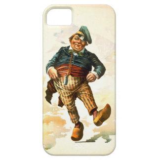 Dancing Dutchman 1890 iPhone 5 Covers