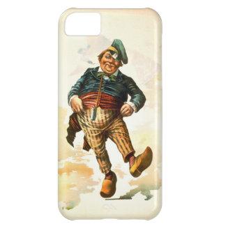 Dancing Dutchman 1890 iPhone 5C Cases
