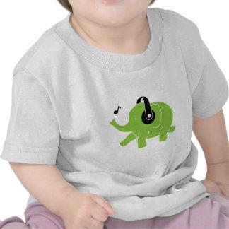 Dancing Elephant Tshirt