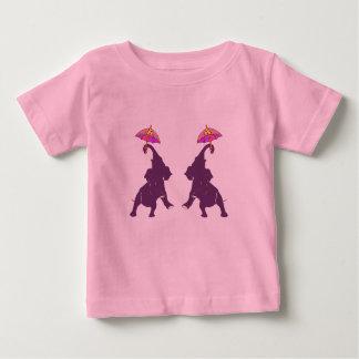 dancing elephants t-shirts