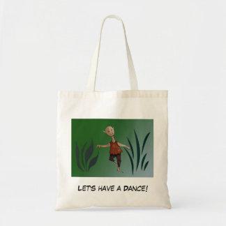 Dancing Elf Bag