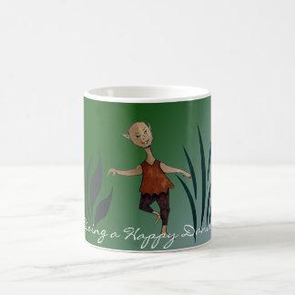 Dancing Elf Mug