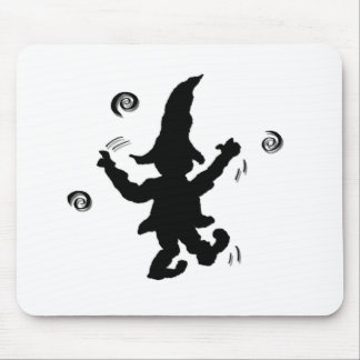 Dancing Elf - nd Mouse Pad