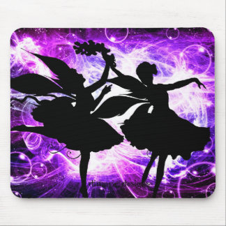 Dancing Fairies Mouse Pad