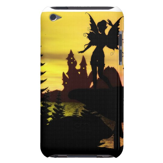 Dancing fairy iPhone barely there case