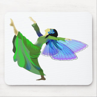 Dancing Fairy Mouse Mats