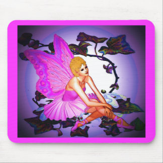 Dancing Fairy Mouse Pads