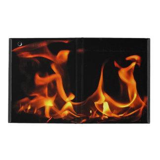 Dancing Fire iPad 2/3/4 Case iPad Cases