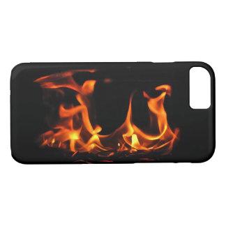 Dancing Fire iPhone 7 Case