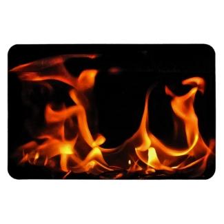 Dancing Fire Magnet