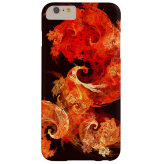 Dancing Firebirds Abstract Art Barely There iPhone 6 Plus Case