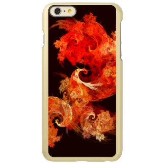 Dancing Firebirds Abstract Art Incipio Feather® Shine iPhone 6 Plus Case
