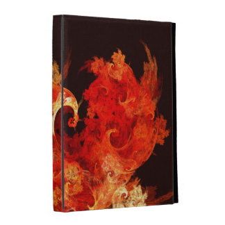 Dancing Firebirds Abstract Art iPad Folio Covers