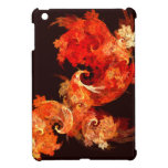 Dancing Firebirds Abstract Art Case For The iPad Mini