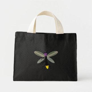 Dancing Firefly Mini Tote Bag