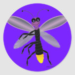 Dancing Firefly Stickers