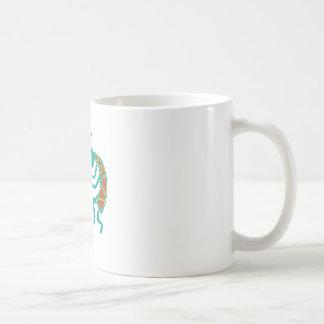 Dancing Flutist Classic White Coffee Mug
