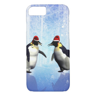 Dancing for christmas iPhone 8/7 case