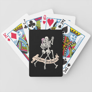 Dancing Forever Bicycle Playing Cards