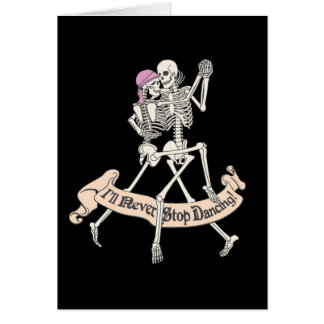 Dancing Forever Greeting Card