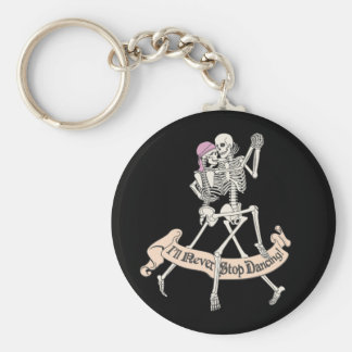 Dancing Forever Keychain