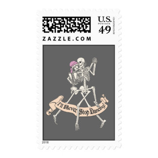 Dancing Forever Stamps
