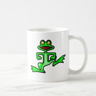 Dancing Frog Coffee Mug