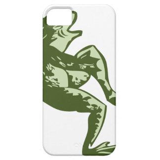 Dancing Frog iPhone SE/5/5s Case