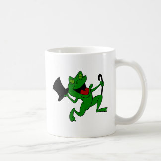 Dancing Frog Mug